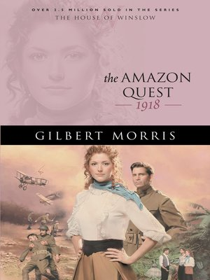 cover image of The Amazon Quest