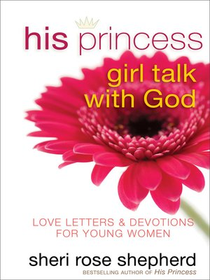 cover image of His Princess Girl Talk with God