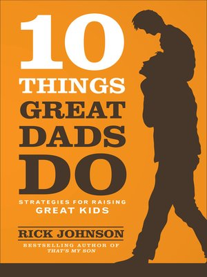 cover image of 10 Things Great Dads Do