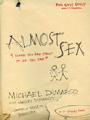 cover image of Almost Sex