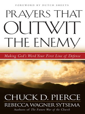 cover image of Prayers That Outwit the Enemy