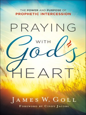 cover image of Praying with God's Heart