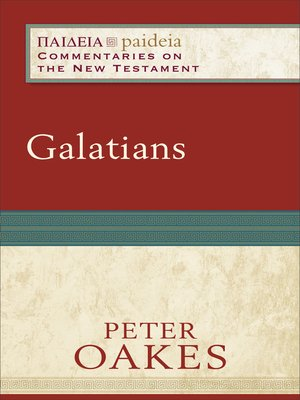 cover image of Galatians