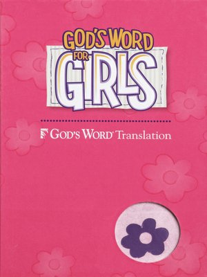 cover image of GW God's Word for Girls