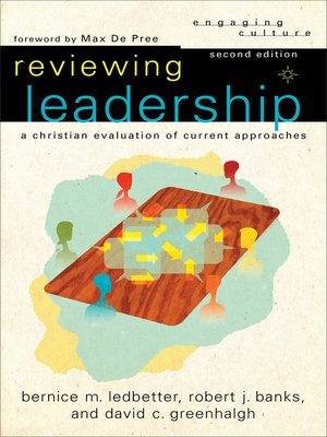 cover image of Reviewing Leadership