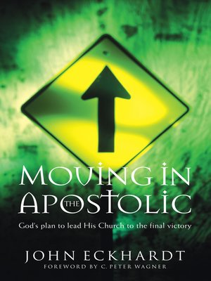 cover image of Moving in the Apostolic