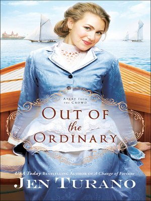 cover image of Out of the Ordinary
