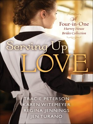 cover image of Serving Up Love