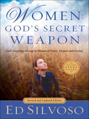cover image of Women: God's Secret Weapon