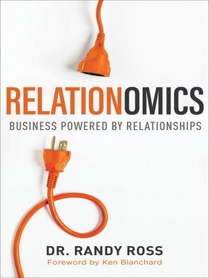 cover image of Relationomics