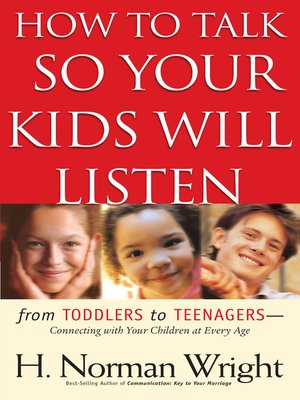 cover image of How to Talk So Your Kids Will Listen