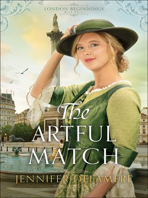 cover image of The Artful Match