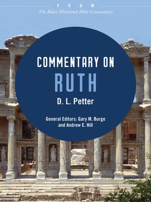 cover image of Commentary on Ruth