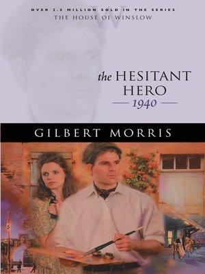 cover image of The Hesitant Hero