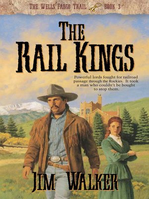 cover image of The Rail Kings