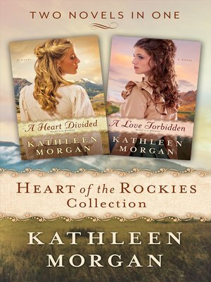 cover image of Heart of the Rockies Collection
