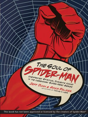 cover image of The Soul of Spider-Man