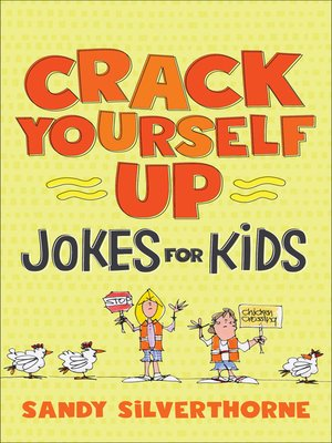 cover image of Crack Yourself Up Jokes for Kids