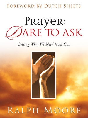 cover image of Prayer- Dare to Ask
