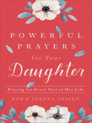 cover image of Powerful Prayers for Your Daughter