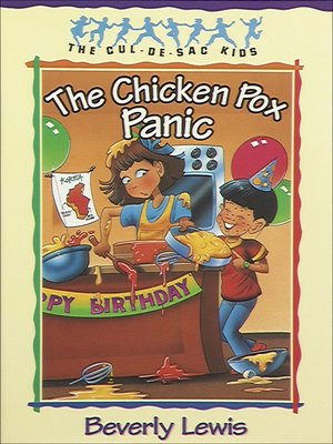 cover image of The Chicken Pox Panic