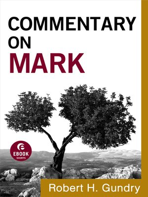 cover image of Commentary on Mark