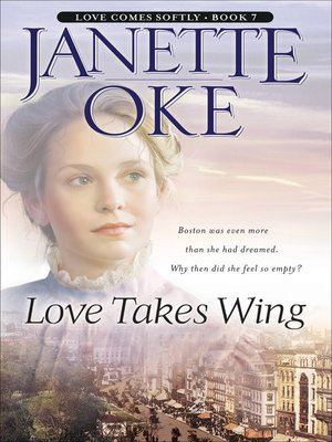 cover image of Love Takes Wing