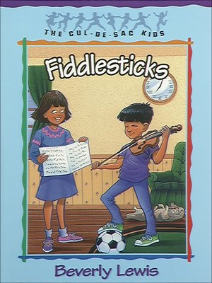 cover image of Fiddlesticks