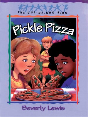 cover image of Pickle Pizza