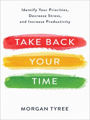 cover image of Take Back Your Time