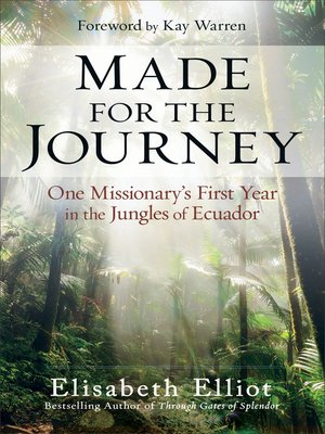 cover image of Made for the Journey