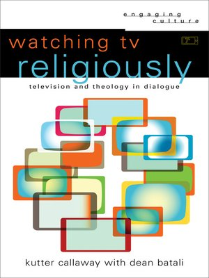 cover image of Watching TV Religiously
