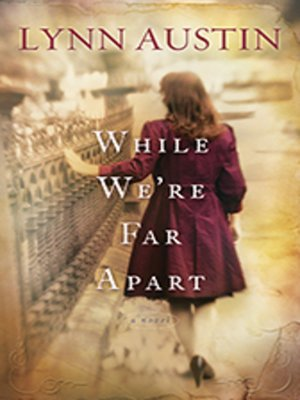 cover image of While We're Far Apart