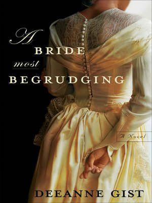 cover image of A Bride Most Begrudging