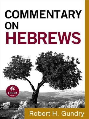 cover image of Commentary on Hebrews