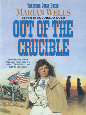 cover image of Out of the Crucible