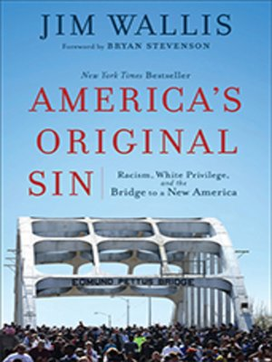 cover image of America's Original Sin
