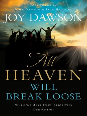 cover image of All Heaven Will Break Loose