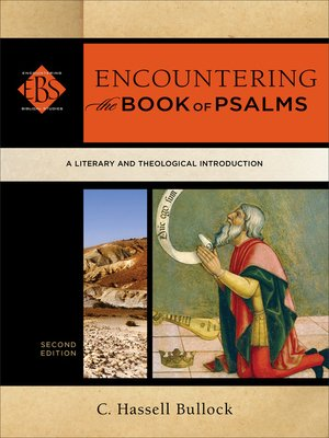 cover image of Encountering the Book of Psalms