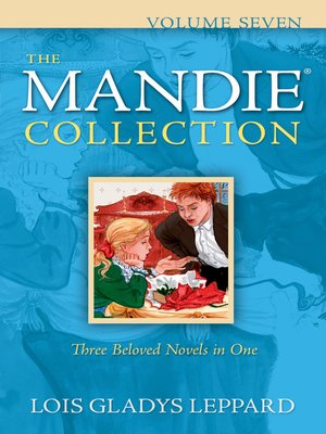 cover image of The Mandie Collection, Volume 7