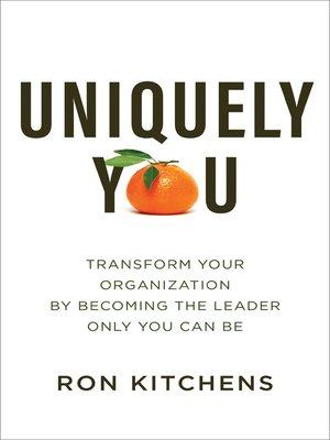 cover image of Uniquely You