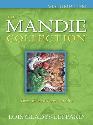 cover image of The Mandie Collection, Volume 10