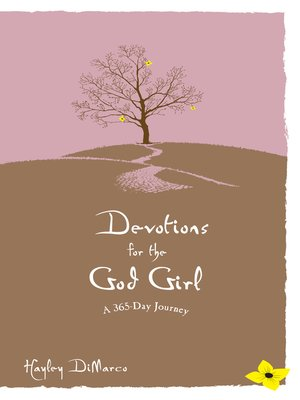 cover image of Devotions for the God Girl