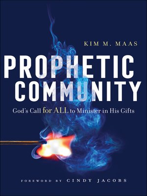 cover image of Prophetic Community