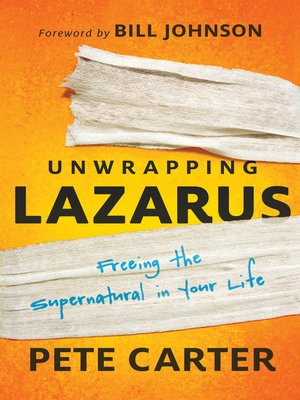 cover image of Unwrapping Lazarus