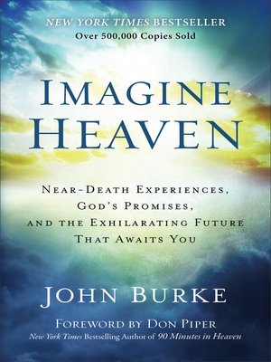 cover image of Imagine Heaven