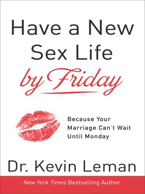 cover image of Have a New Sex Life by Friday