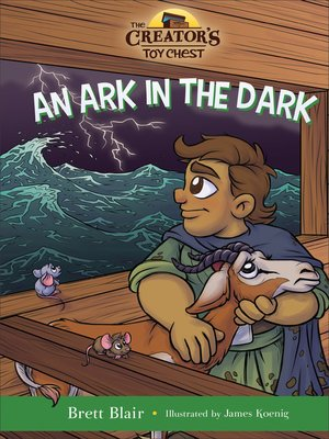 cover image of An Ark in the Dark