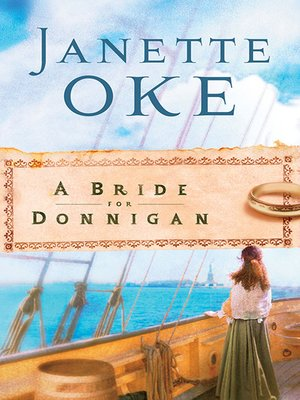 cover image of A Bride for Donnigan