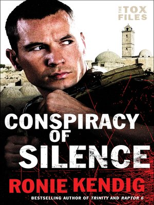 cover image of Conspiracy of Silence